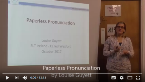 Paperless Pronunciation